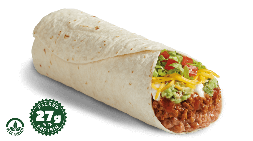 Beyond 8 Layer Burrito
