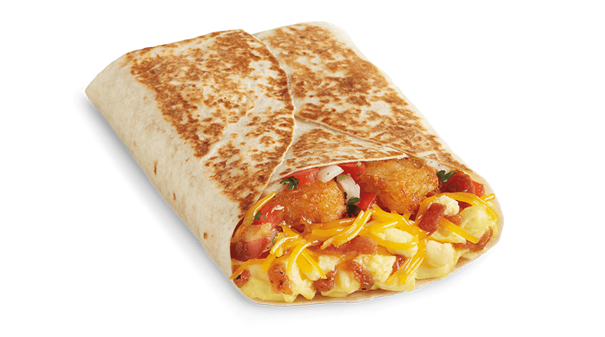 Del Taco Food Breakfast