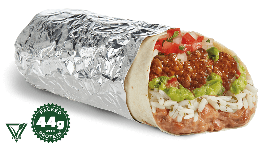 Epic Beyond Original Mex Burrito