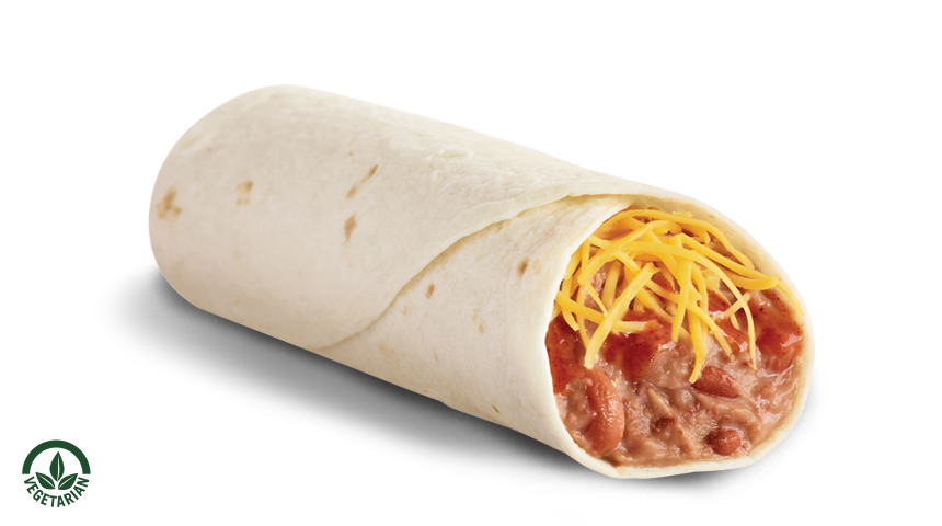 Bean & Cheese Burrito