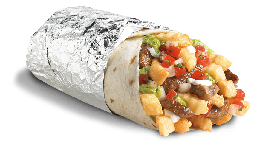Epic Cali Steak & Guac Burrito