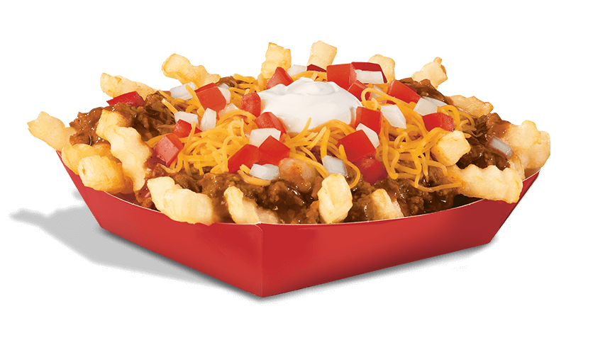 Deluxe Chili Cheddar Fries™