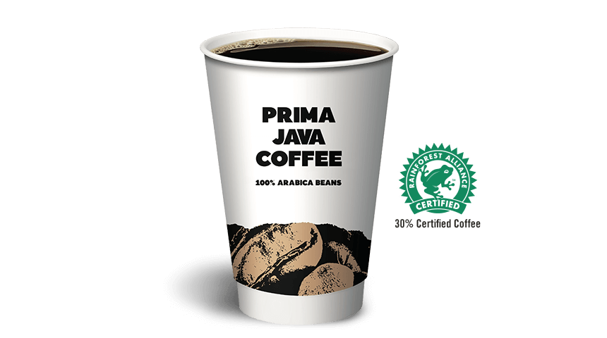 Prima Java Coffee