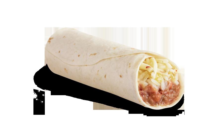 Del Taco Food Burritos