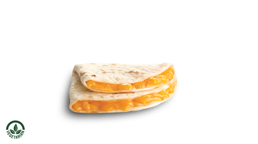 Mini Cheddar Quesadilla