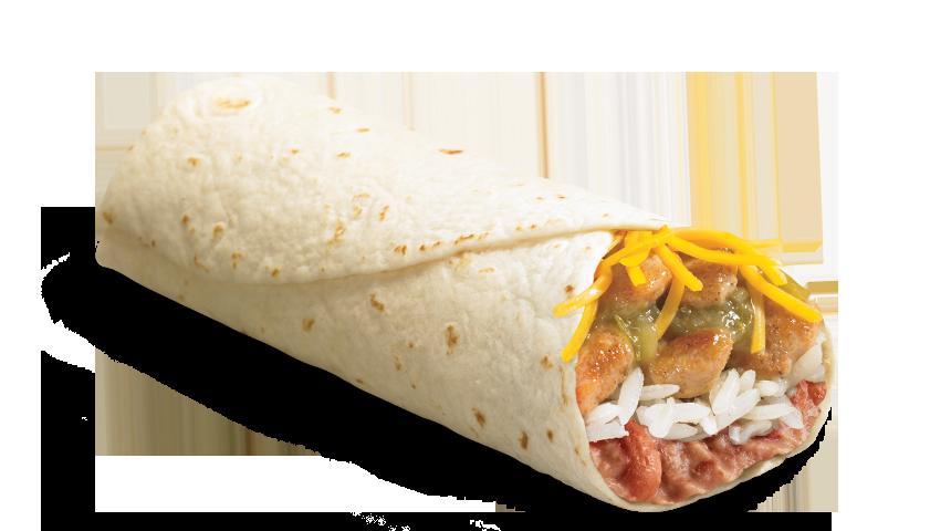 Del Taco - Food