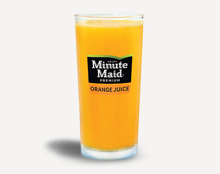 Minute Maid<sup>&#174;</sup> Orange Juice