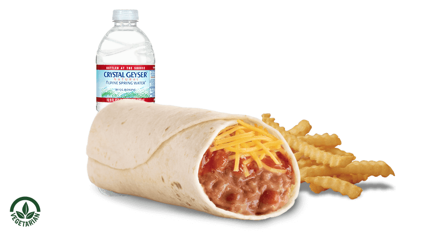 Bean & Cheese Burrito Kid Loco<sup>®</sup> Meal