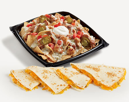 Image for QUESADILLAS & NACHOS category link