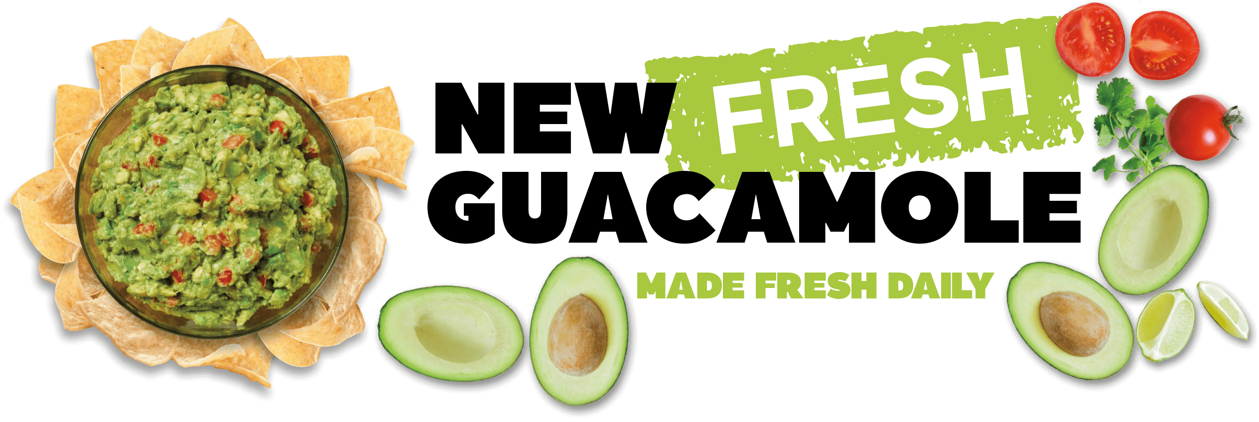 New Fresh Guacamole